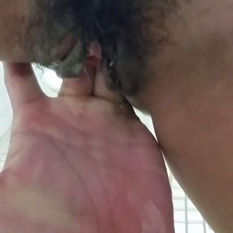 Squirting con los dedos