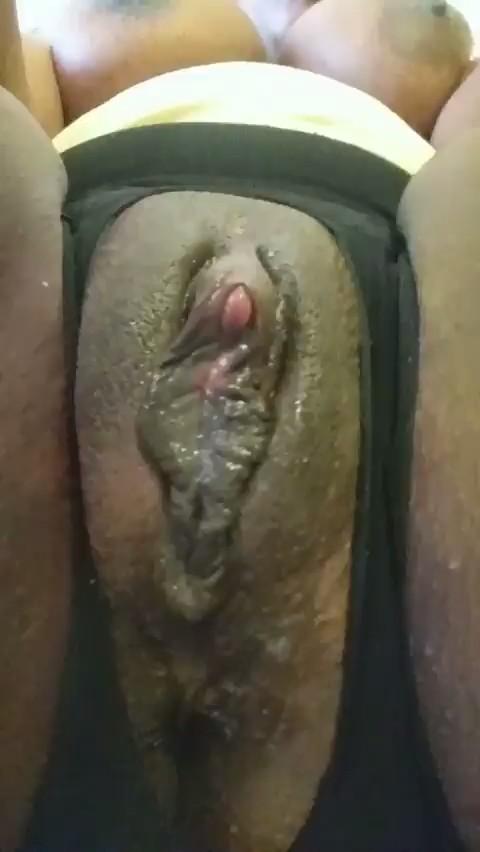 Un Coño muy mojado y gordo