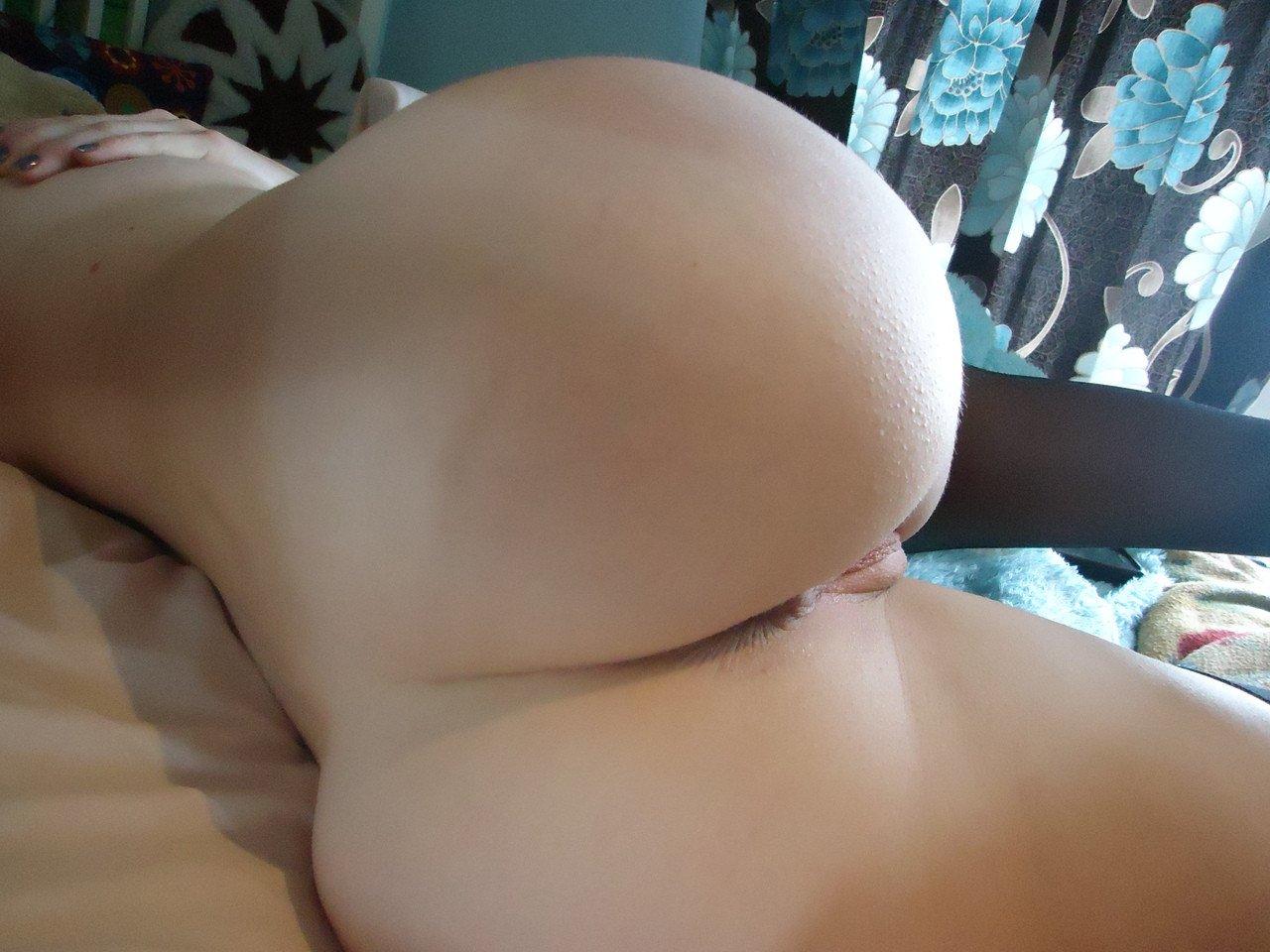 Un culo redondo perfecto