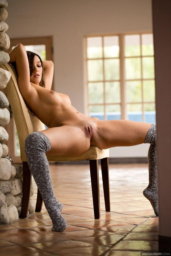 Me gustan las mujeres con las piernas abiertas