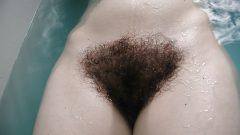 Fotos de Chicas con pelos en el coño