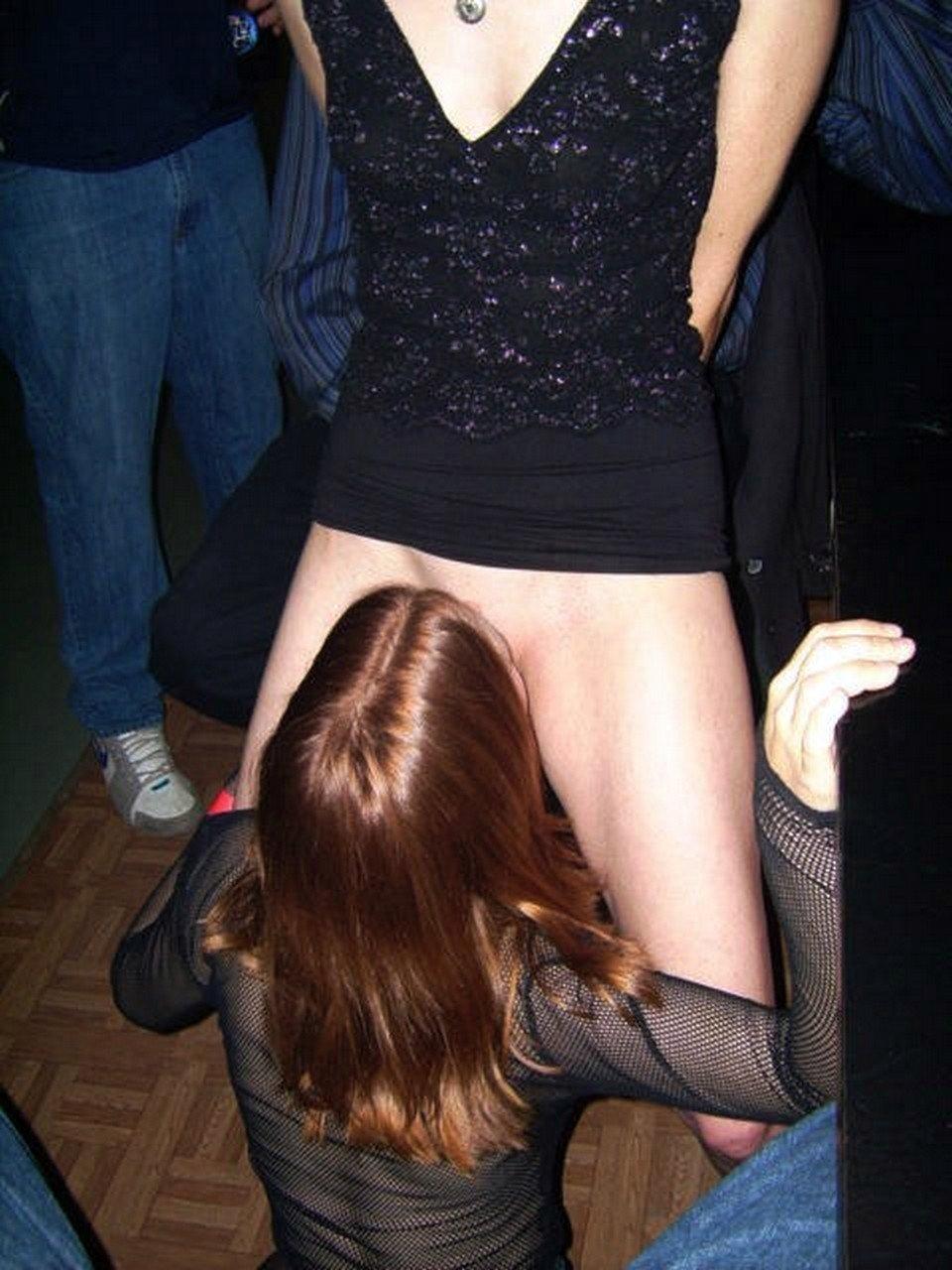 Chicas Borrachas XXX
