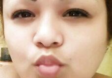 Latina con cara de zorra