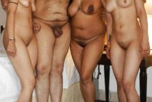 Orgia con latinas en un hotel