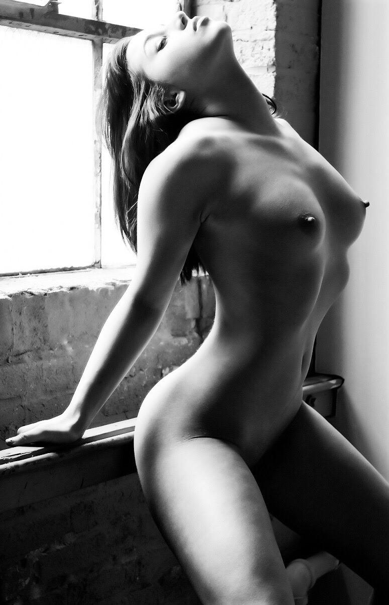 Sensuales Imagenes Eróticas en Blanco y Negro