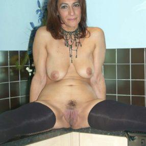 Vulvas Carnosas de Maduras