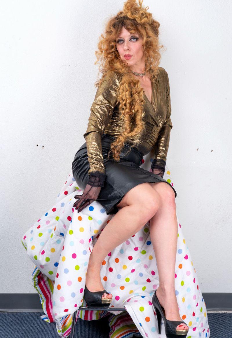 Leona ATK Imagenes coño peludo